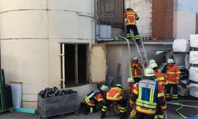 Feuerwehrprobe